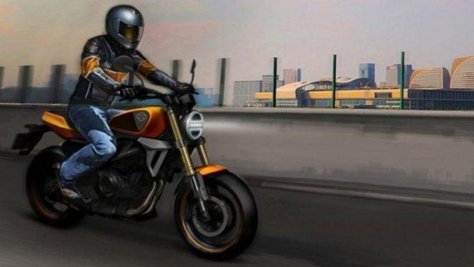 Harley-Davidson подготовил сверхбюджетный мотоцикл