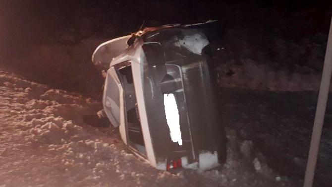 В Пермском краеводитель «Лады» насмерть сбил двух пешеходов и погиб сам