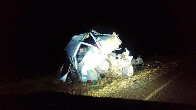 Два человека погибли в ДТП в Рамонском районе Воронежской области