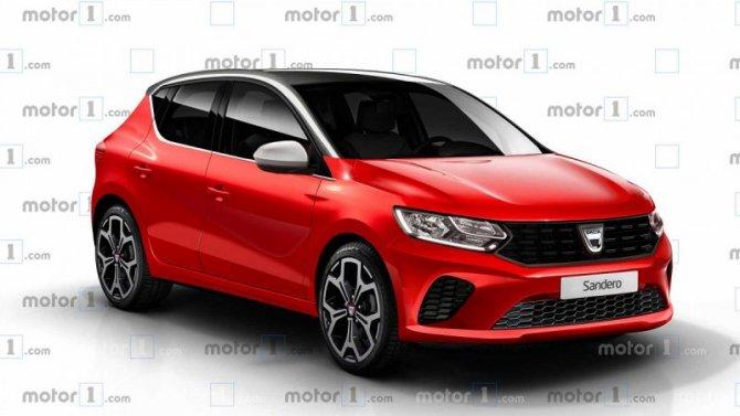 Новый Renault Sandero: стало известно больше