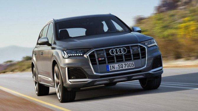 ВРоссии появятся два «заряженных» Audi