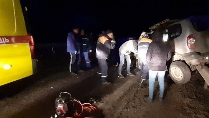 В ДТП во Владимирской области погибли трое