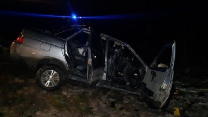 Два человека погибли в ДТП в Бокситогорском районе, водитель сбежал