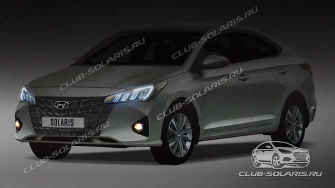 Новый Hyundai Solaris: скоро вРоссии