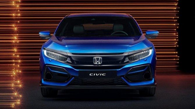 Honda Civic получила новую модификацию