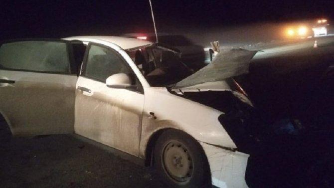 Четыре человека погибли в ДТП в Оренбургской области