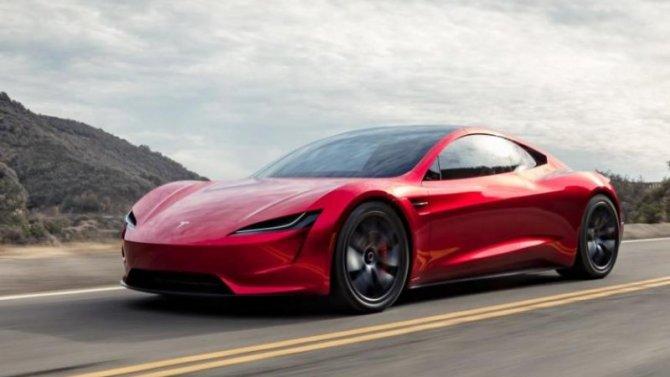 Tesla заменит «дворники» лазерами