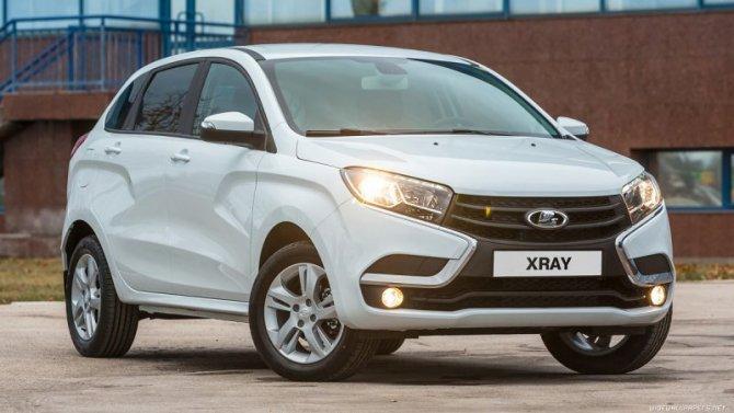 Lada Xray получила новую мультимедийную систему