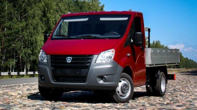 «ГАЗ» запатентовал три новых названия для «ГАЗелей»