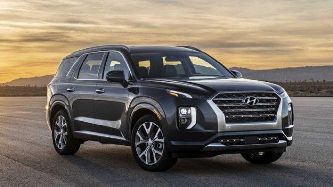 Стал известен срок появления вРоссии кроссовера Hyundai Palisade