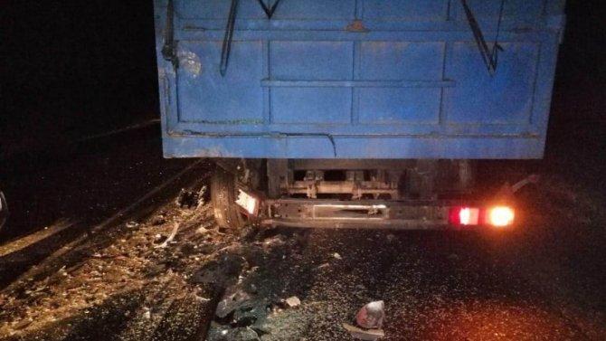 Пожилая женщина погибла в ДТП с грузовиком на Ставрополье