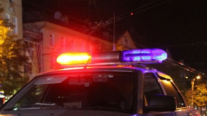 В Барнауле столкнулись три автомобиля