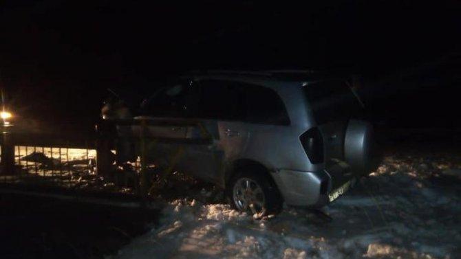 В Башкирии в ДТП на мосту погиб молодой водитель