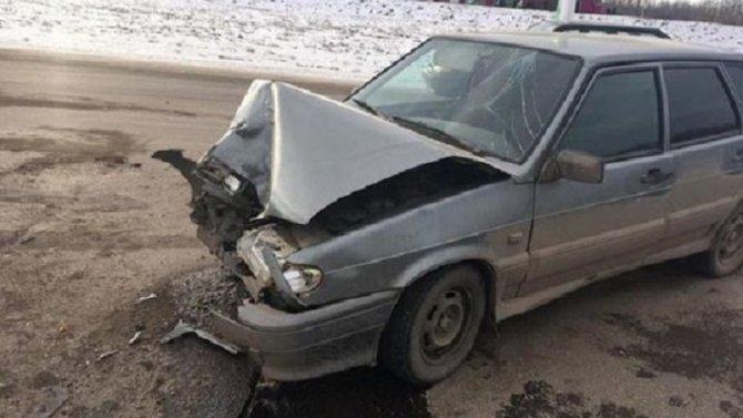 Два человека пострадали в ДТП вТуймазинском районе Башкирии