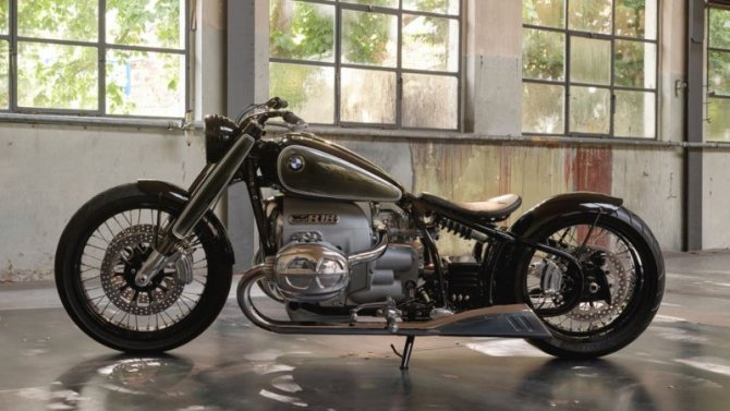 ВBMW рассказали осамом большом мотоциклетном моторе