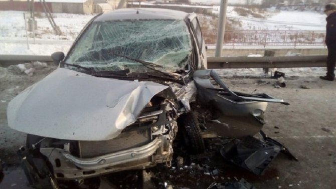 В «пьяном» ДТП в Тюменской области погибла женщина