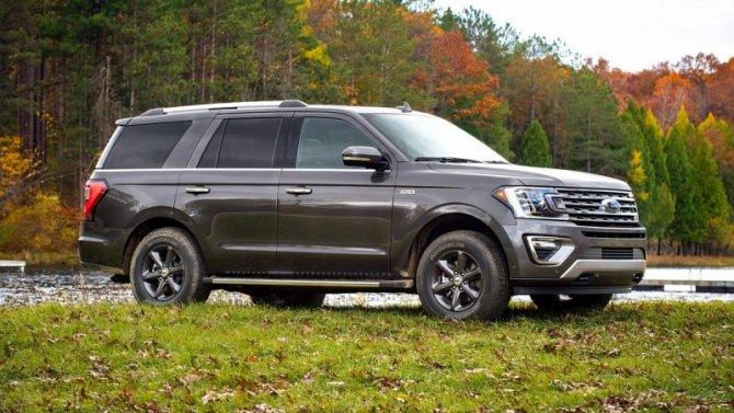 Ford Expedition получил модификацию с повышенной проходимостью