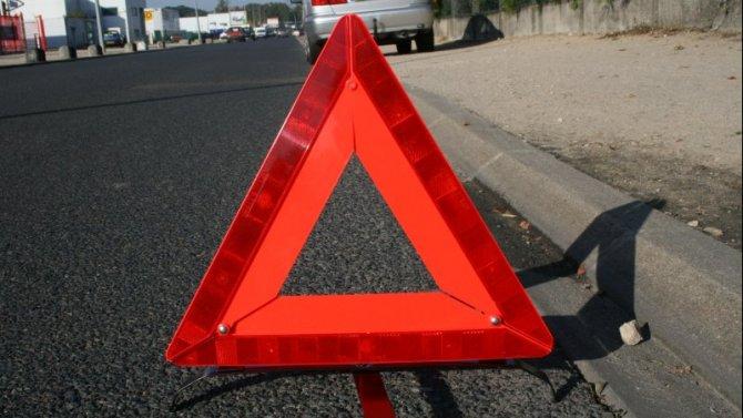 Женщина погибла в ДТП в Ярославской области