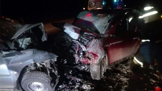Два водителя погибли в ДТП в Сосновском районе Челябинской области