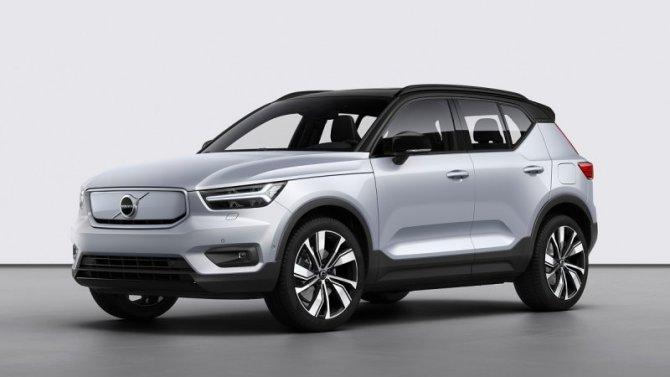 Электрокроссовер Volvo пришлось улучшить для конкуренции сTesla