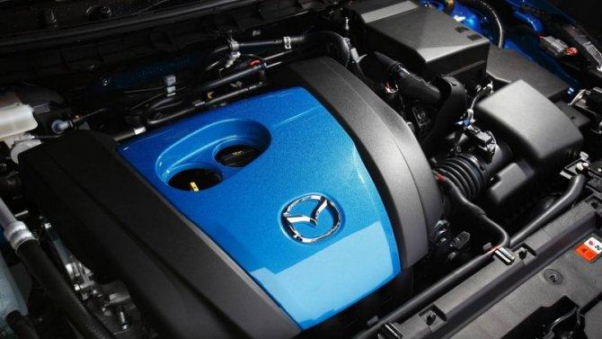 Российский завод Mazda нарастит выпуск двигателей