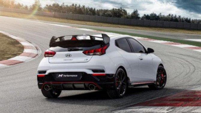 Hyundai делает свои авто спортивнее