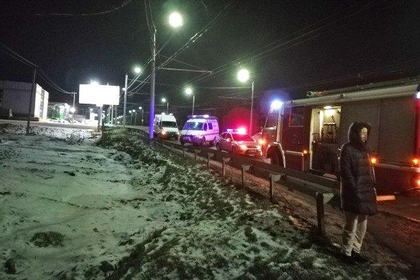 Трое молодых людей погибли в ДТП в Туле (1)
