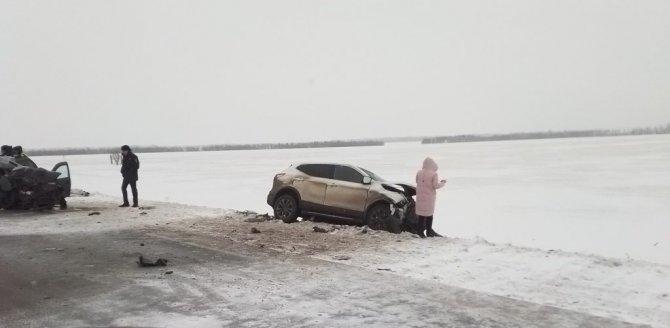 Два человека погибли в ДТП в Ульяновской области (1)