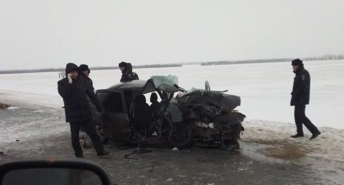 Два человека погибли в ДТП в Ульяновской области (2)