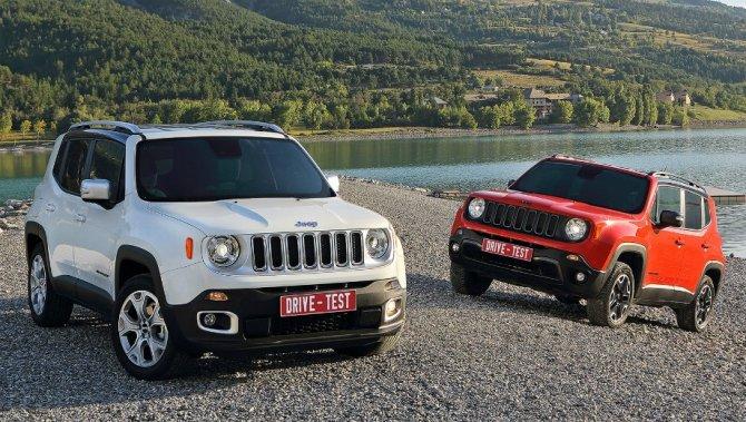 3 Jeep Renegade
