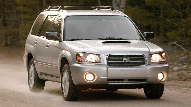 6 Subaru Forester