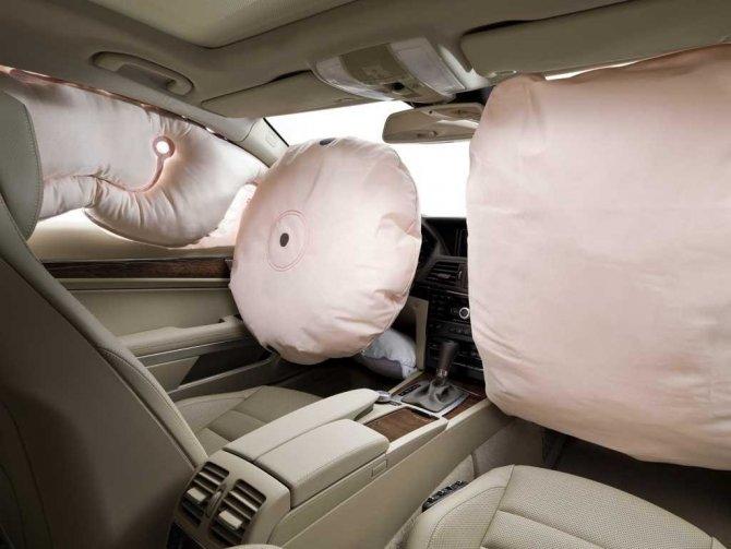 подушки безопасности 1