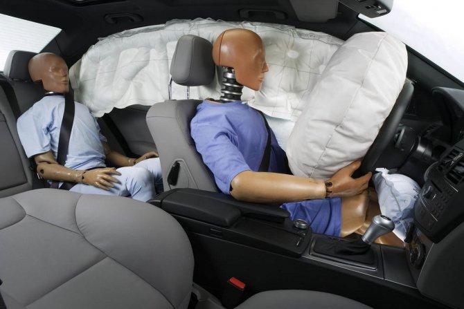 подушки безопасности 2