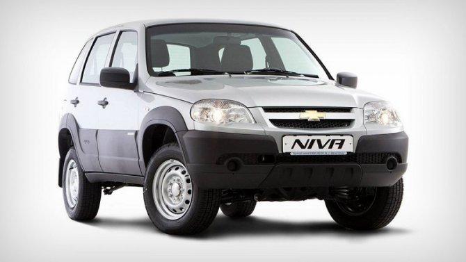 Chevrolet-Niva станет «Ладой» уже вэтом году