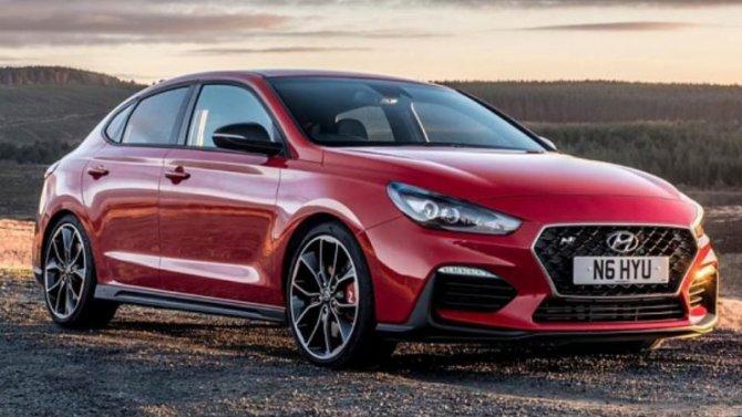 «Заряженный» Hyundai i30 NFastback готовится кпремьере