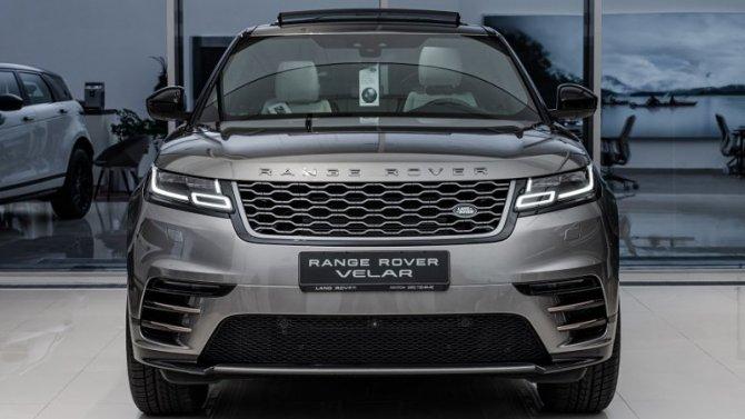 Range Rover Velar с преимуществом до 700 000 рублей в «АВИЛОН»