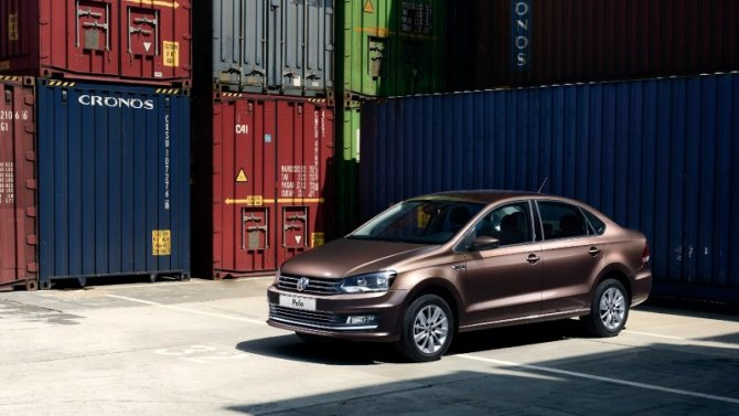 Volkswagen Polo был первым в истории компании автомобилем, специально разработанным для России еще в 2010 году.