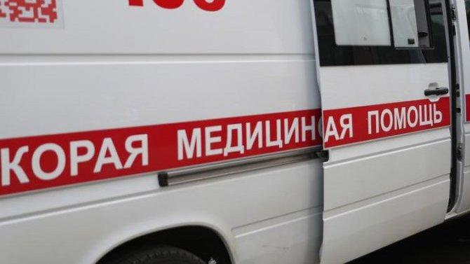Иномарка сбила женщину с ребенком в Нижнем Новгороде