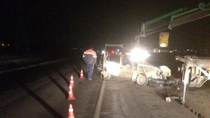 В ДТП под Тулой погиб молодой водитель