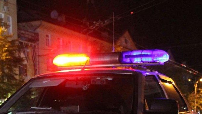 В КБР пьяный полицейский насмерть сбил пешехода