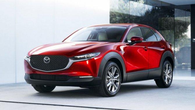 Mazda CX-30 всё-таки приедет вРоссию