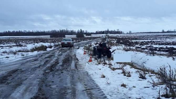 В Соколе опрокинулся квадроцикл – водитель погиб