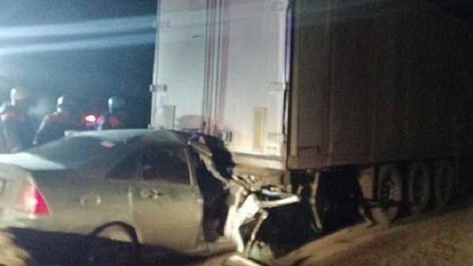Под Брянском по вине пьяного водителя погиб молодой пассажир