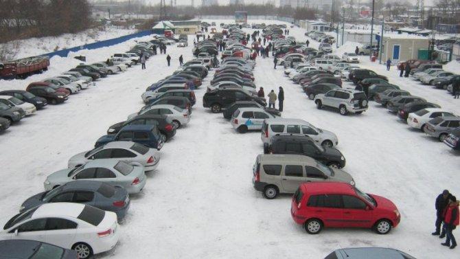 ВРоссии ожидается серьёзное снижение продаж автомобилей