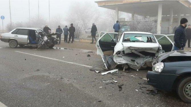 В ДТП в Кабардино-Балкарии погиб человек