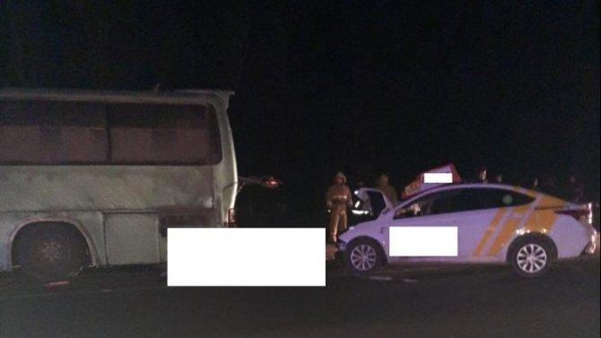 На Ставрополье иномарка насмерть сбила двух человек
