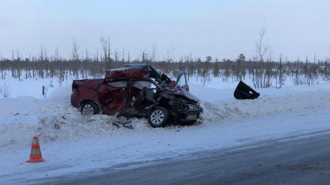 Две женщины погибли в ДТП на трассе «Сургут-Нижневартовск»