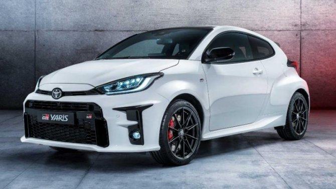 ToyotaGR Yaris получила вариатор
