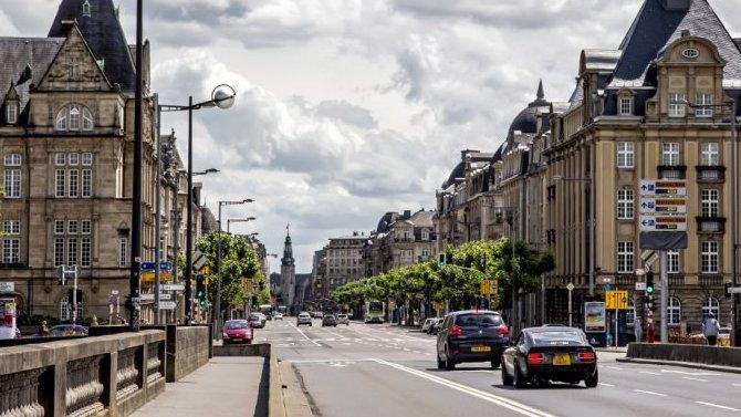 ВЛюксембурге сделали бесплатным весь общественный транспорт, чтоб разгрузить дороги отавтомобилей исамокатов