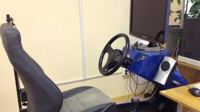 Важность тренажерной подготовки водителя